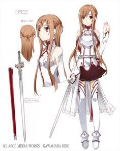 Asuna--Sword Art Online
