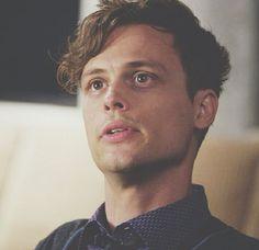 Matthew Gray Gubler ❤️❤️ as Spencer Reid ❤️❤️  He's perfect