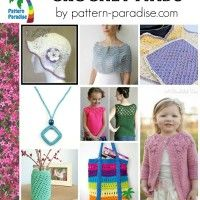 Crochet Finds by Pattern-Paradise.com 4-13-15
