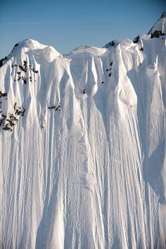 Steep Alaska more survival than surfing.