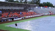 BEISBOL CAMPECHANO: * Cancelado el tercer juego entre Carmen y Aguascalientes