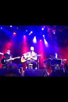 Joe Satriani, James Hetfield (Metallica) Billie Joe Armstrong (Green Day) , Acoustic 4-A-Cure. 5/15/14