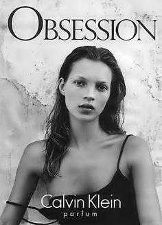 Kate Moss for Calvin Klein Parfum