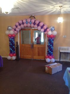 Superior Parties and Events   Frozen arch  Book your next event with us  251-294-0735