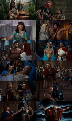 The Ten Commandments (1956), directed by Cecil B. DeMille