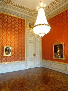 The Tee Salon, Albertina State Rooms Billards Room, State Room, Palace, Salons, Castle, Mirror, Vienna, Rooms, Interiors