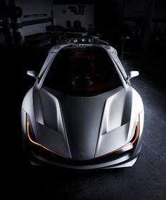 Lamborghini Minotaur Concept