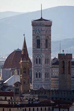 Florence  Campanile di Giotto