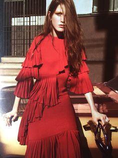 Gucci Fall 2015 Magazine ad