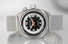 Bernhardt Watch Binnacle Retro Diver