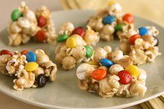 Poppin' Popcorn Brittle