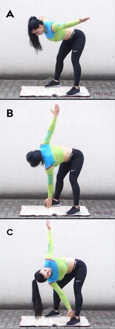 How To Lose Back Fat (3 Fat Shredding Moves) - Femniqe