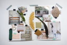 'Defining my own style-this is me'  | Mood Board by @elsetay | Mood Board Workshop BCN 31.05.14