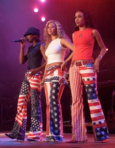 Kelly Rowland, Beyonce and Michelle Williams showed they were independent women Destiny's Child performed at the United We Stand concert in 2011.