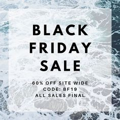 Black Friday is on! Black Friday
