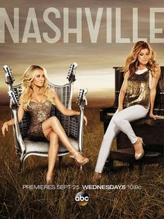 Nashville on ABC. Who watches??