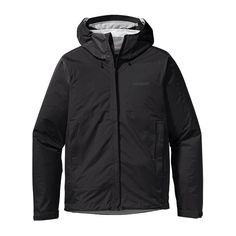 Pack along the Patagonia Torrentshell Jacket and be prepared when rain threatens to ruin your fun. Mens Rain Jacket, Vest Jacket, Nike Jacket, Hooded Jacket, Waterproof Rain Jacket, Patagonia, Outdoor Gear, Windbreaker, Jackets