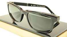 80637efee08 ZILLI Sunglasses Polarized Hand Made Acetate Titanium France ZI 65011 C01  020  ZILLI  Rectangular