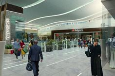 Atlantic Mall - a 78 000 square metre mall planned for Richwood. Bulk earthworks are currently under way. Under Construction, Cape Town, Mall, Places To Visit, Street View, How To Plan, Template