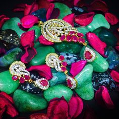 Handcrafted jewellery from Sajaa Online Indian Jewellery Boutique   #fashion #handcrafted #earrings #pendant #necklace #giftideas