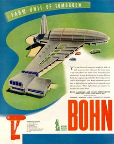 How We Imagined The Future Of Transportation Would Look In The 1940s