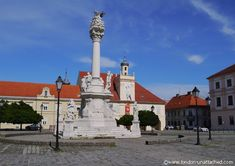 Colourful Croatia, a trip through Slavonia, Plitvice Lakes and the Dalmatian Coast. Cathedral Basilica, Austro Hungarian, Croatia Travel, Central Europe, Romanesque, Old City, Stunning View, Places, Color