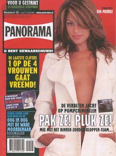 Eva Mendez - Panorama (NL)