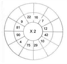 14 atividades de Matemática para 3º ano                                                                                                                                                                                 Mais
