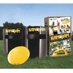 Kan Jam frisbee toss game