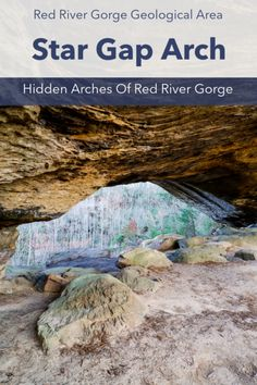 Red River Gorge Kentucky, Daniel Boone National Forest, Trail Guide, Beaver Creek, Trail Maps, Nice View, Wilderness, Habitats, Arch