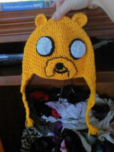 jake from adventure time beanie.