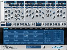 Rob Papen 'Blue' Virtual Synth