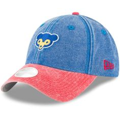 7c44fa35e9280 Chicago Cubs Cooperstown Rugged 9TWENTY Adjustable Hat by New Era