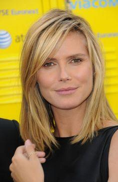 below shoulder length haircuts no bangs Trends For Shoulder Length Haircuts No Bangs pictures
