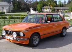 1974 BMW 2002 Touring Alpina A4 Tribute