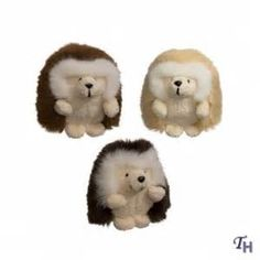 Ganley Hedgehog Plush- Asst. Colors- $5.00