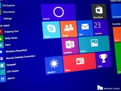 #Howto manually enable tablet mode in the #Windows10 preview