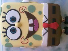 Sponge Bob by Susan McEvoy of Cake Couture