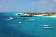 Nick Burwell shot this from the balcony of his Carnival cruise in Grand Turk on August 29, 2012.