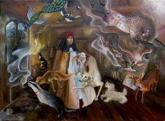 "Saatchi Art Artist Yiou Wang; Printmaking, ""Il Sodoma and His Noah's Ark (prints)"" #art"