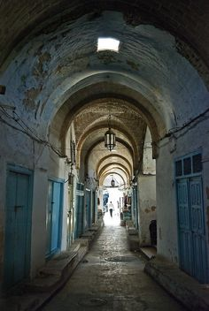 Tunis, el-medina