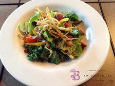 Deliciosa y refresacante ensalada por www.bougainvilleabodas.com.mx Bodas San Miguel de Allende