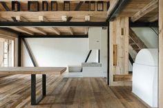 Gallery - Alpine Barn / EXiT architetti associati - 13