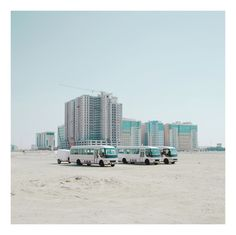 UAE by Matthias Heiderich, via Behance