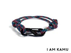 Salamander, sailing rope bracelet, bracelet Tau, cord, rope, climbing, surfing, sailing rope, Tau, bracelet, carabiner, rope bracelet