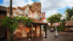 Tamu Tamu Restauraunt at Animal Kingdom | 29 Magical Places At Disney You Never Knew You Could Get Married