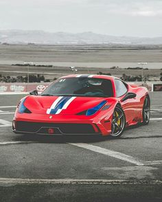 Ferrari 458 Speciale | The Cars We Drive Say A Lot About Us