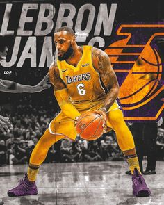 Lebron James Wallpaper Basketball Nba Lebron James Lebron James