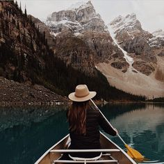 Canoe Rides ...♡