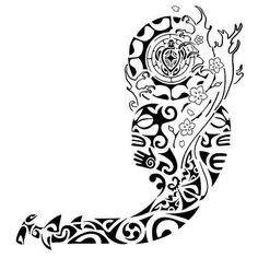 plantilla+para+tattoo+maorie.jpg (564×564)